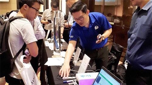 Hãng công nghệ Avnet trình diễn các giải pháp kết nối IoT tích hợp tại Việt Nam